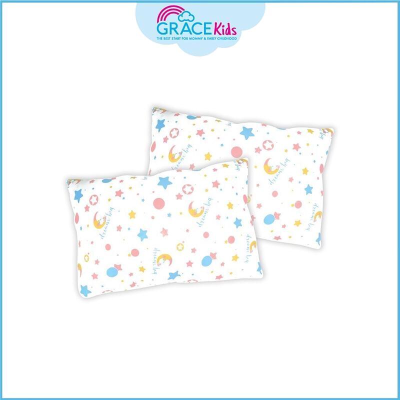 Grace Kids ไส้หมอนหนุน Moon Night Sky Bedding Set (Grace Kids Pillow Moon Night Sky Bedding Set)
